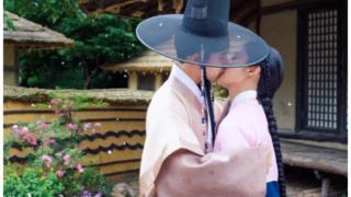 EXOのD.O.ド・ギョンス初主演[100日の郎君様]NHKで日曜の夜に放送中
