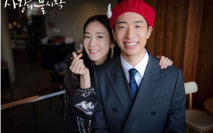 韓国ドラマ おすすめ 愛の不時着   あのシーンのパロディーも?