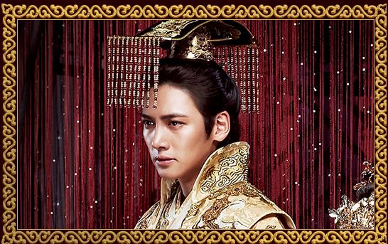 [奇皇后]タファン役チ・チャンウクの魅力